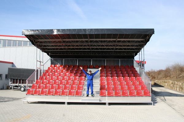Grandstand Designs : Products vip grandstand mobile stage manufacturing